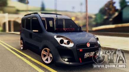 Fiat Doblo para GTA San Andreas