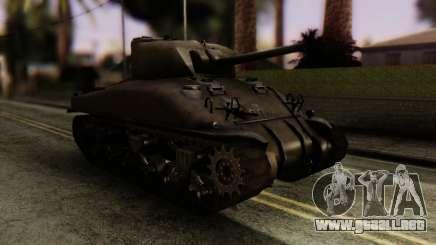 M4 Sherman v1.1 para GTA San Andreas