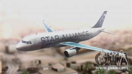LOT Polish Airlines Airbus A320-200 para GTA San Andreas