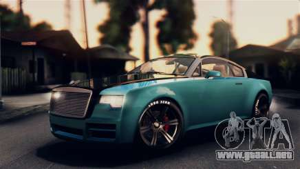 GTA 5 Enus Windsor para GTA San Andreas