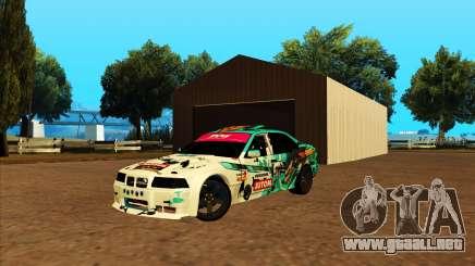 El BMW M5 E39 sedán para GTA San Andreas