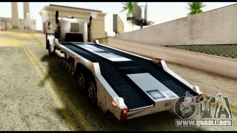Packer Style DFT-30 para GTA San Andreas left