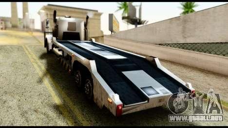 Packer Style DFT-30 para GTA San Andreas left