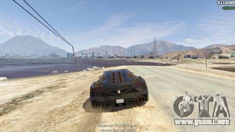 GTA 5 Jump Distance - Earn Money cuarto captura de pantalla