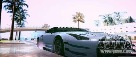Brandals ENB v2 para GTA San Andreas quinta pantalla