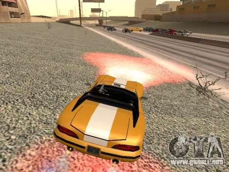 Xenon para GTA San Andreas