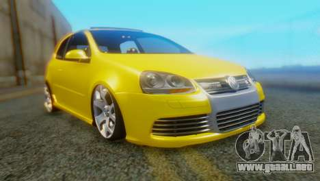Volkswagen Golf R32 AirQuick para GTA San Andreas