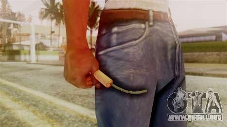 Red Dead Redemption TNT Diego Assasin para GTA San Andreas tercera pantalla