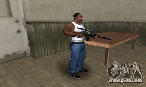 Old Sniper para GTA San Andreas tercera pantalla