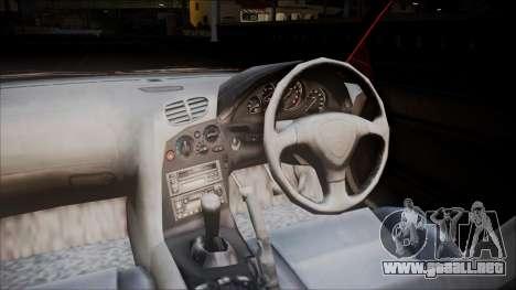 Mazda MX-6 (GE5S) para visión interna GTA San Andreas