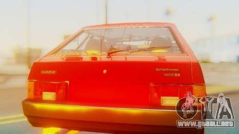 2109 Stoke para visión interna GTA San Andreas