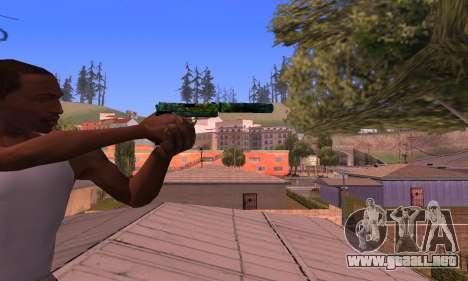 USP Doggers para GTA San Andreas tercera pantalla