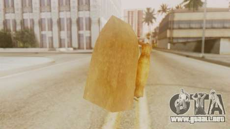 Red Dead Redemption Brassknuvle para GTA San Andreas