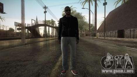 Forelli GTA 5 para GTA San Andreas segunda pantalla