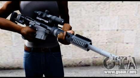 McMillan CS5 v1 para GTA San Andreas tercera pantalla