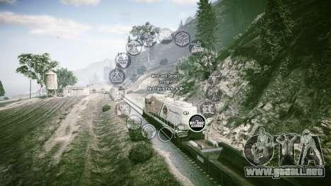 GTA 5 Ingeniero de ferrocarril v3.1 quinta captura de pantalla