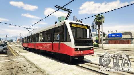 GTA 5 Ingeniero de ferrocarril v3.1 sexta captura de pantalla