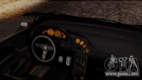 Pegassi Zentorno Cabrio v2 para la visión correcta GTA San Andreas
