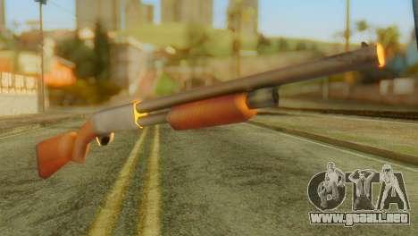 Ithaca 37 para GTA San Andreas