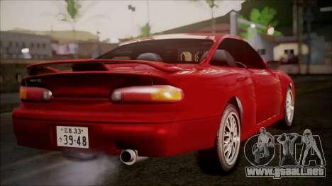 Mazda MX-6 (GE5S) para la visión correcta GTA San Andreas