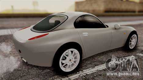 Alfa Romeo Nuvola para GTA San Andreas left