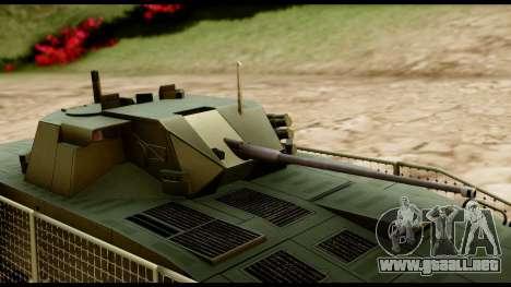KTO Rosomak M1M para la visión correcta GTA San Andreas