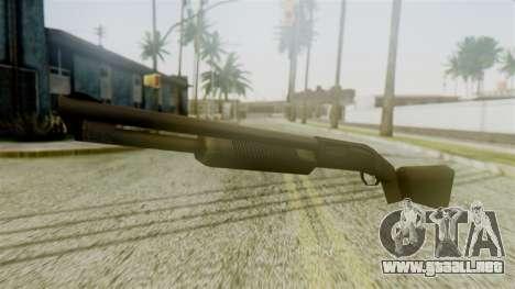 New Chromegun para GTA San Andreas