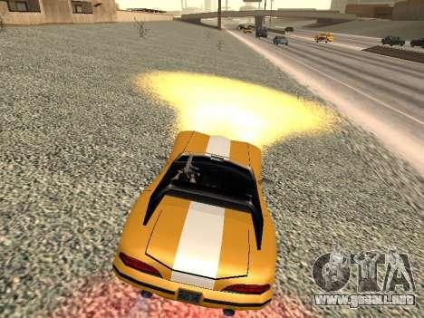 Xenon para GTA San Andreas tercera pantalla
