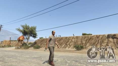 GTA 5 Halo UNSC: Magnum segunda captura de pantalla