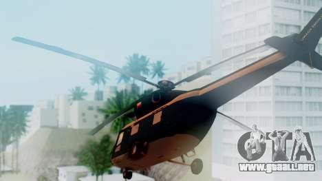 PZL W-3A Sokol para GTA San Andreas left