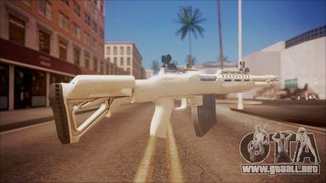 HCAR from Battlefield Hardline para GTA San Andreas segunda pantalla