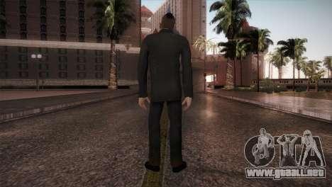 Jabón veterano para GTA San Andreas tercera pantalla