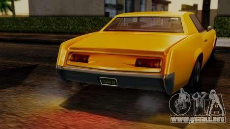 GTA 5 Albany Virgo IVF para la visión correcta GTA San Andreas