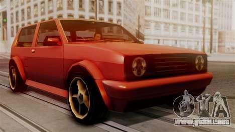 Club New Edition para GTA San Andreas