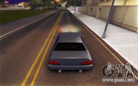 Elegy Explosion v1 para la visión correcta GTA San Andreas