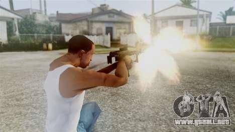 PP-2000 para GTA San Andreas tercera pantalla