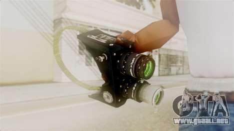 Ghostbuster SMTH para GTA San Andreas tercera pantalla