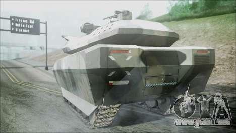 PL-01 Concept Camo para GTA San Andreas left