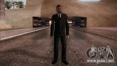 Jabón veterano para GTA San Andreas segunda pantalla