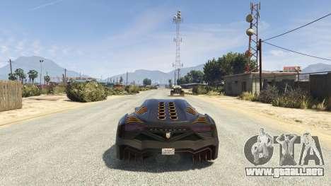 GTA 5 Jump Distance - Earn Money segunda captura de pantalla