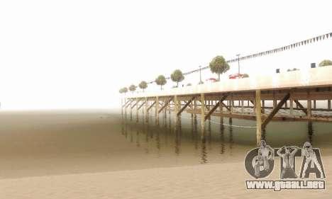 ENB & Colormod v 1.0 para GTA San Andreas