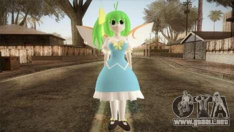 Daichan para GTA San Andreas segunda pantalla