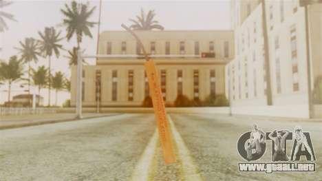 Red Dead Redemption TNT Diego Assasin para GTA San Andreas