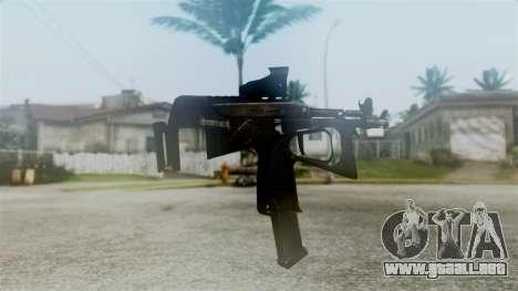 PP-2000 para GTA San Andreas segunda pantalla