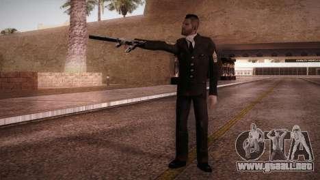 Jabón veterano para GTA San Andreas