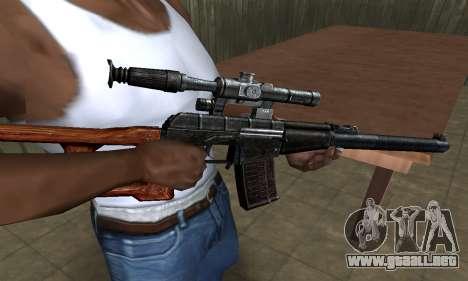 Old Sniper para GTA San Andreas
