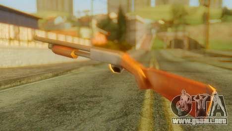 Ithaca 37 para GTA San Andreas segunda pantalla