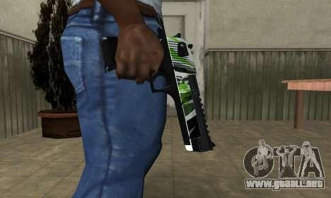 Ben Ten Deagle para GTA San Andreas