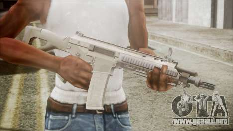 ACR from Battlefield Hardline para GTA San Andreas tercera pantalla