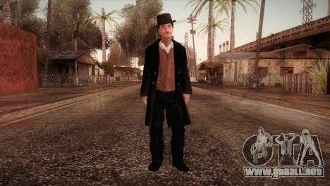 Dr. John Watson v1 para GTA San Andreas segunda pantalla